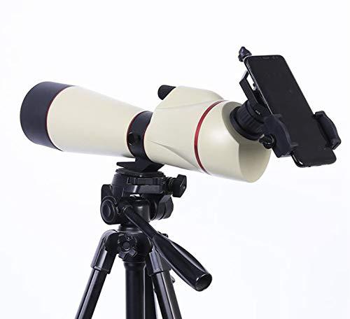 Suministros para equipos de campamento Telescopio para niños principiantes Zoom continuo Monoculares Visión nocturna con poca luz Astronómica Observación de aves Visión Lente objetivo Aumento: 2