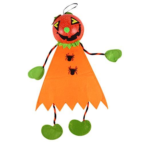 Toyandona Halloween-Deko-Kürbis, Halloween-Party-Zubehör