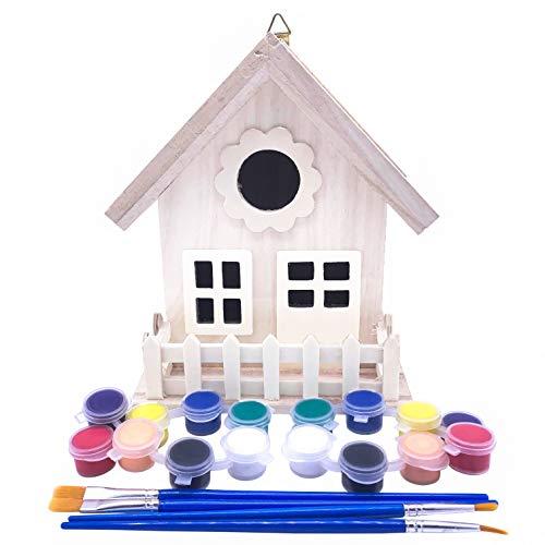 craft bird houses - 8