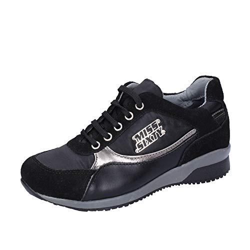 MISS SIXTY Sneakers Niñas Gamuza Negro 30 EU