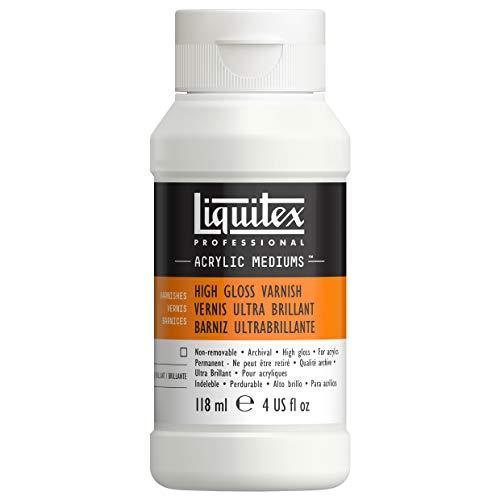 Liquitex aditivo - Barniz muy brillante Professional, 118 ml