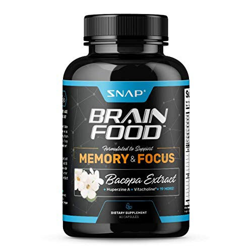 Nootropics Brain Booster Supplement with Bacopa Extract review