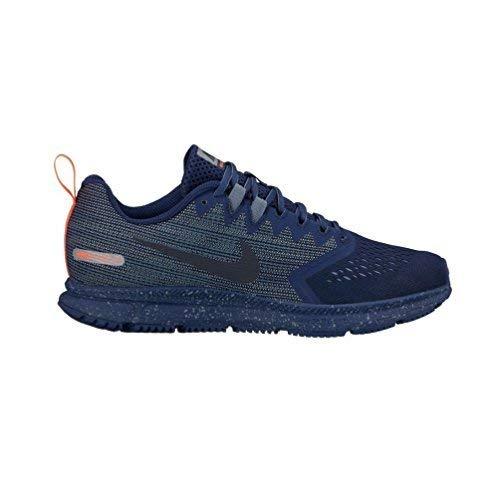 Nike BUTY Zoom Span 2 Shield, Artigli per Scarpe e picchetti per Ghiaccio. Unisex-Adulto, Blu (Blue), 46 EU