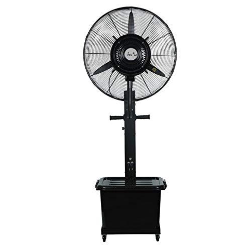 ZHIRONG Ventilador Nebulizador, Agua Pulverizada