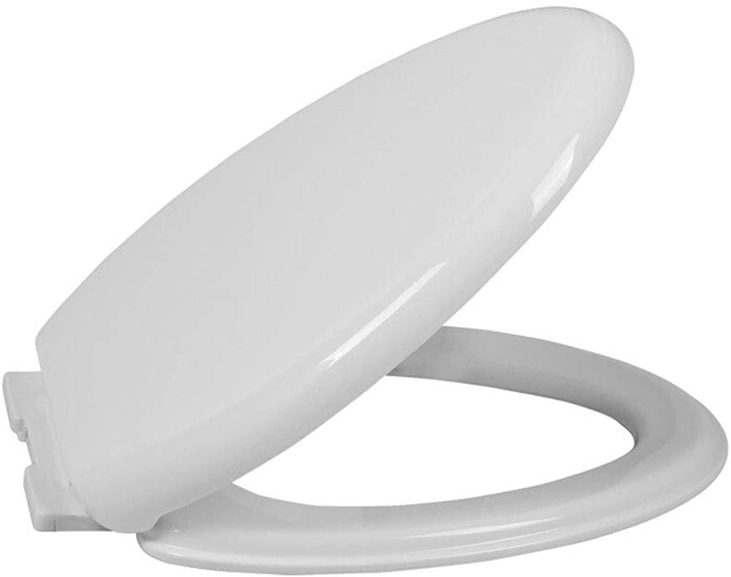Toilet seat PP Silent Descending Thickening Quick-loading Toilet Cover (Size   V)