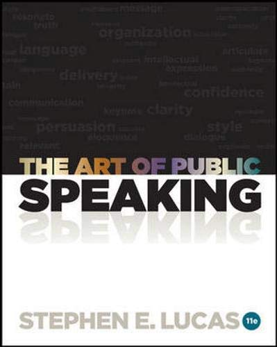 The Art of Public Speaking with Connect Access Card