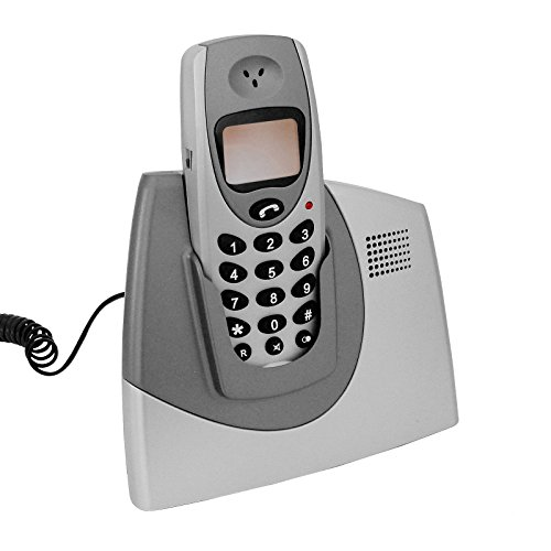 Telefon COM TX420 analog, schnurgebunden inkl. Halterung keine Strahlung Bakker