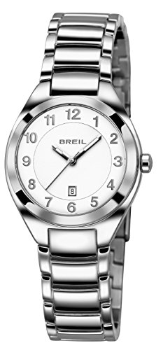 BREIL - Orologio Classico Donna Precious TW1326 - Quadrante Bianco con...