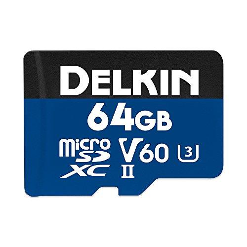 Delkin Devices 64GB Prime microSDXC...