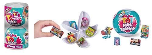 ZURU 5 SURPRISE-7793 Toy Mini Brands Cápsulas coleccionables (2 Unidades) (7793)