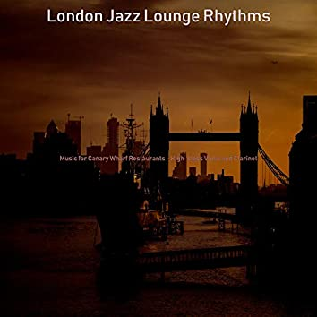Music for Canary Wharf Restaurants - High-class Violin and Clarinet