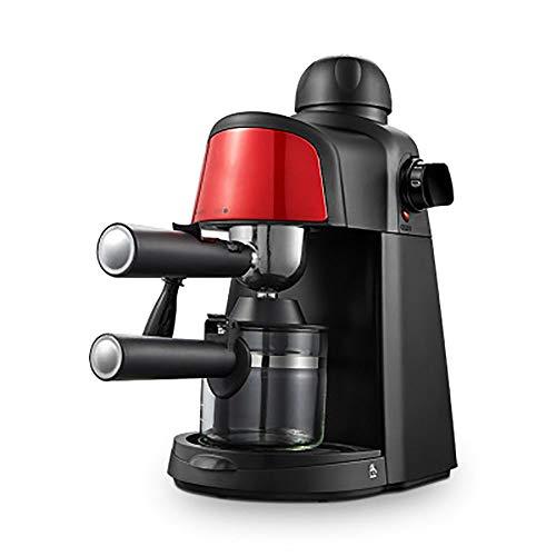 Coffee Machine Cafetière à Vapeur, Plastique de qualité Alimentaire/Automatique/Portable/tête de Vapeur à Un Trou/Peut être moussé / 5 Bars/Protection de décompression