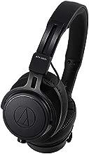 Audio-Technica Headphones, Adjustable (ATH-M60X)