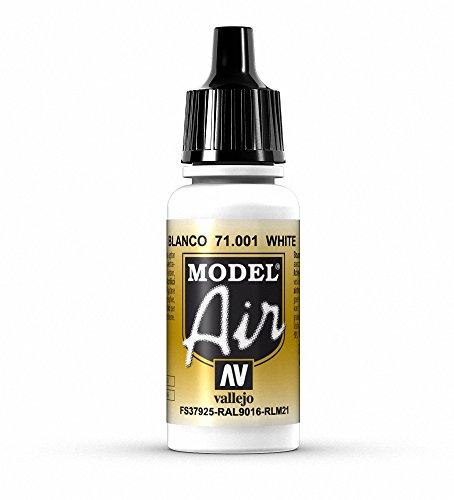 Vallejo Model Air Acrylfarbe, 17 ml weiß