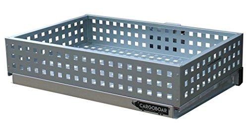 Palatino Exclusive Line CARGOBOAR COMPACT Wildträger/Heckträger Premium/Einhebel-Schnellverschluss   80 x 50 x 16 cm