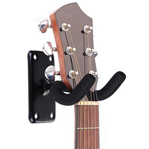 4boarder® GUITARy Gitarrenhalter Skateboardhalterung Gitarrenwandhalterung Wand-Halterung Wand-Halter E-Gitarre Akustikgitarre Ukulele Geige Violine