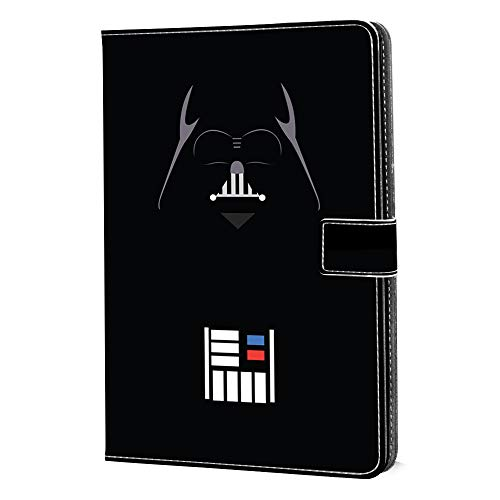 DC Faner Case for Amazon Fire 7, Kindle Fire 7 Case (7th generation - 2017 Release) Slim Leather Smart Case Cover with Auto Wake/Sleep for Fire 7 Tablet - Star Wars