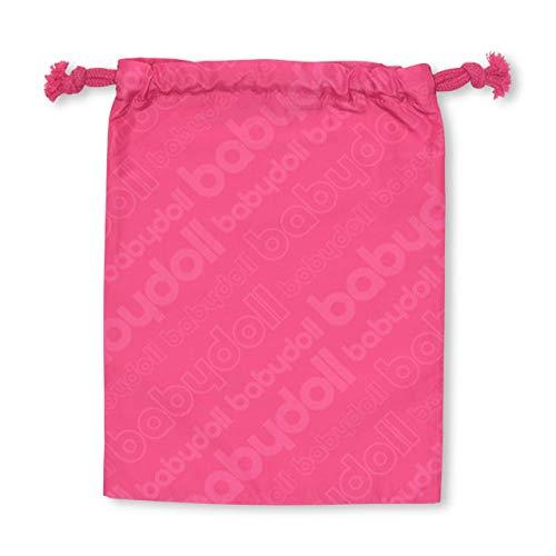 BABYDOLL(ベビードール)ロゴ巾着(Mサイズ) 3658 雑貨M ロゴ/ピンク