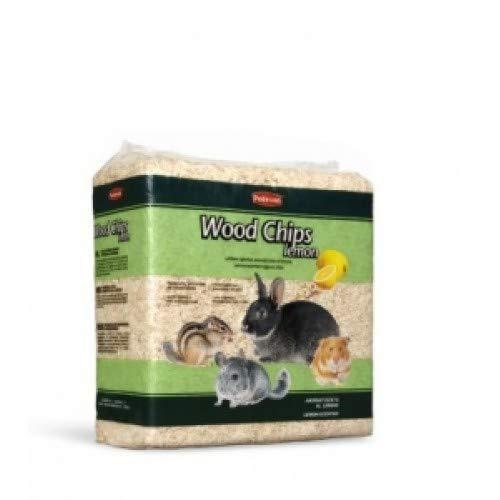 Padovan Lettiera Igienica al limone per piccoli animali - confezione da 1 kg