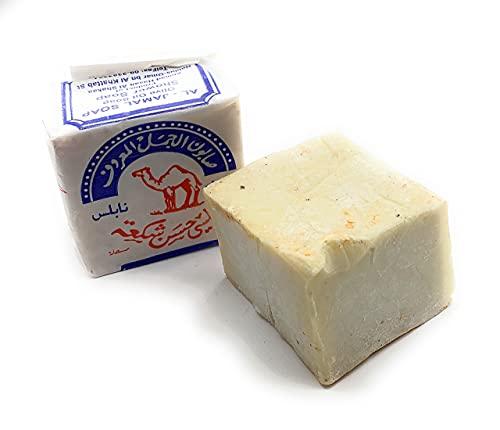 イスラエルの聖地より…10年かけて作られる   最高級 保湿 オリーブ 固形石鹼  アルジャマル オリーブ 固形石鹸 約3カ月分   バージン・オリーブオイル トラディショナル 130g〜150g
