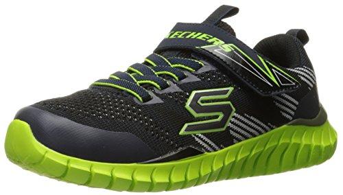 Skechers Boys Spektrix Lace Up Lightweight Skech-Knit Trainer Shoes
