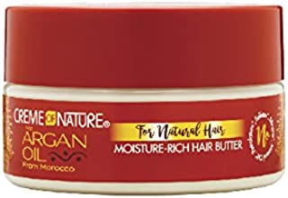 Crème of Nature with Argan Moisture-Rich Hair Butter