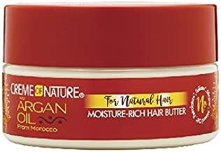 Crème of Nature with Argan Moisture-Rich Hair Butter
