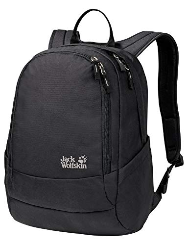 Jack Wolfskin Day Jours Sac à Dos Cómoda Mochila, Unisex Adulto, Negro (Black), One Size