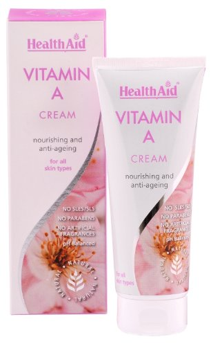 Crème HealthAid Vitamine A + Lipozomes 75 ml