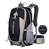 Hiking Backpack 40L Waterproof Lightweight Hiking Daypack Trekking Camping Outdoor Sport Travel...