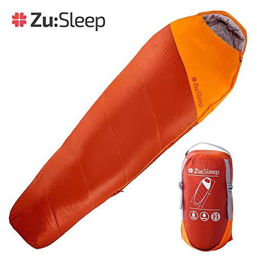Zu: saco dormir mamá saco compresión, 3 estaciones