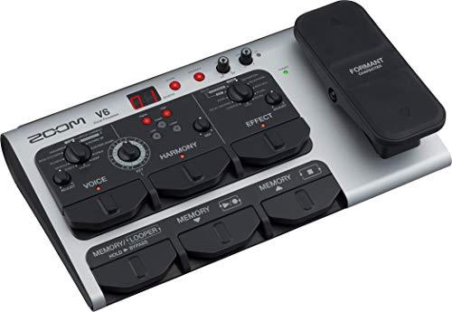 Zoom Vocal Effects Processor (V6) Procesador de efectos vocales