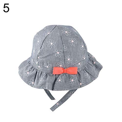 alsu3luy02Ld Bonnet en Coton pour Enfant Motif Fraises Taille M 5