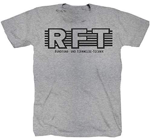 RFT Radio Simson MZ Konsum Stereoanlage DDR Ostdeutschland Trabant Shirt T-Shirt M