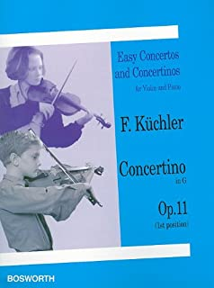 Best ferdinand kuchler concertino in g major Reviews