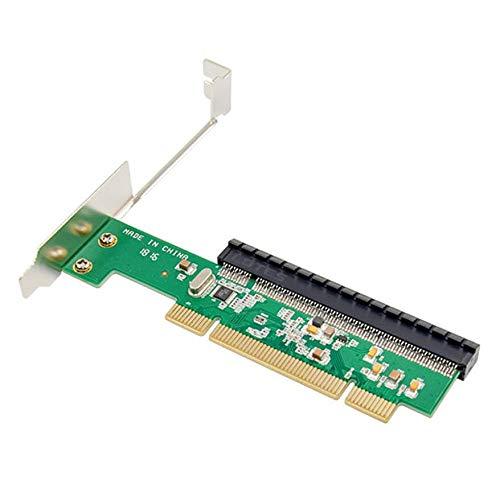 Kamenda Tarjeta de ConversióN PCI una PCI Express Tarjeta PCI de 32 bits para PCI Express X1, X4, X8 o X16 PXE8112