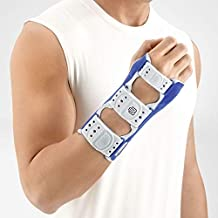 Bauerfeind ManuLoc Wrist Support - Wrist Orthosis Brace for Carpal Tunnel, Wrist Sugery, Arthritis & Injuries