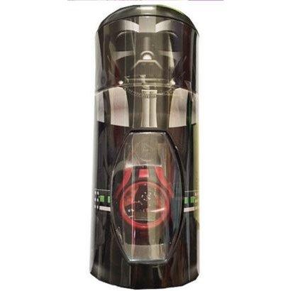 Star Wars reloj digital Vader con bote