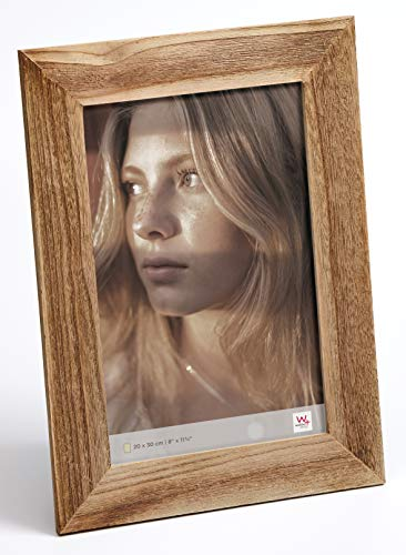 walther design YC030P Limmerick II Portraitrahmen, 20x30 cm, braun
