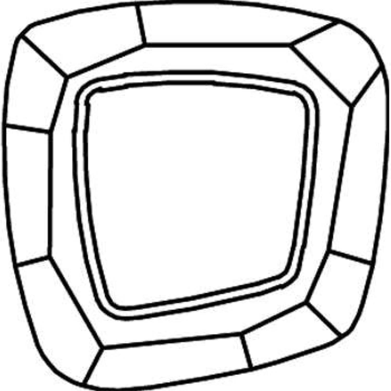 popular SWAROVSKI Crystals Elements Elements Elements Fancy Stones 4437 MM30,0 - Jet (280)  minoristas en línea