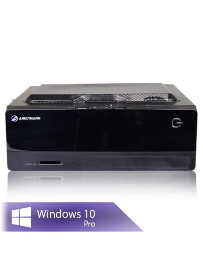 Ankermann Office Business Mini PC INTEL 4x 1.50GHz INTEL Q1900B-ITX...