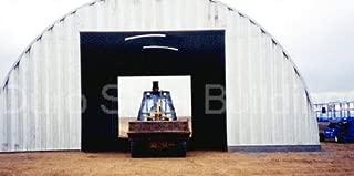 Duro Span Prefabricated Steel Arch Metal Garage Kit Q45x90x18
