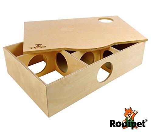 Rodipet® Wohnlabyrinth Davinci 41x26cm Ø7cm