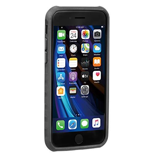 Topeak RideCase (Apple iPhone 7-8-SE) – Black Accessories – Smartphone für Erwachsene, Unisex