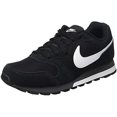 Nike MD Runner 2, Zapatillas para Hombre, Black/White Anthracite, 38.5 EU