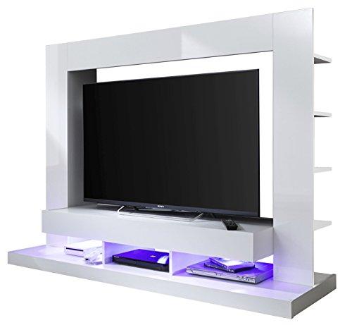Preisvergleich Produktbild trendteam smart living Wohnzimmer Anbauwand Wohnwand TTX05