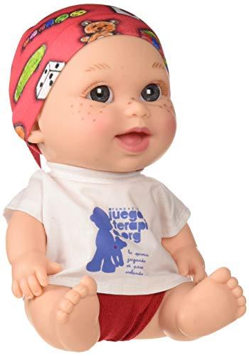 Juegaterapia–Pupazzo, Modello: Baby Pelón Jorge 12 cm