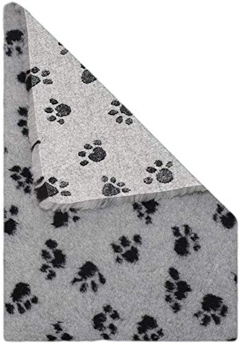Medbed Standard - Die medizinische Hundedecke | Waschbares VetBed | Feuchtigkeitsdurchlässig, isolierend, antiallergen und atmungsaktiv | Extrem Robust (70 x 100 cm)