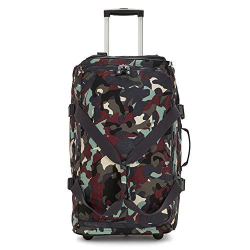 Kipling Teagan M Travel Duffle, 66 cm, 74 liters, Multicolour (Camo L)