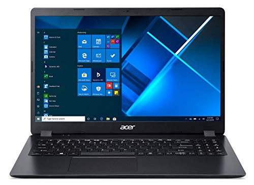Acer Extensa 15 10th Gen Intel Core i3-1005G1 15.6' Full HD Display Thin and Light Laptop(4GB RAM/1 TB HDD/Win10/Integrated Graphics/Black/1.9 Kg), EX215-22
